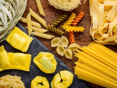 October is National Pasta Month!